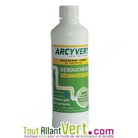 Deboucheur Evier Naturel by Arcy Vert D 233 Boucheur Et D 233 Graisseur Liquide Nettoyant
