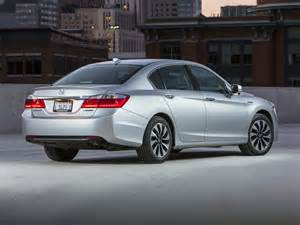 2014 honda accord hybrid price photos reviews features
