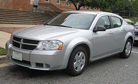 Does Dodge Make Chrysler Dodge Avenger