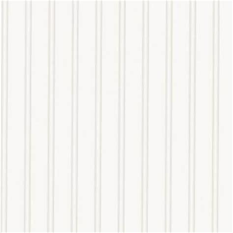 white bead board fresco 56 sq ft 1 roll white beadboard