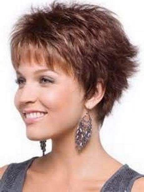 short hairstyles wash and go for the over 50s photo gallery of short hairstyles for fat faces and double