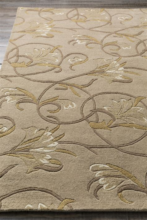 goa rug surya area rugs goa rug g44 beige transitional rugs area rugs by style free shipping at