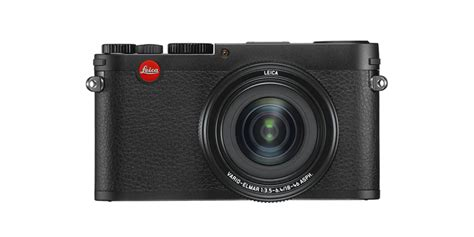 compact with aps c sensor leica announces x vario zoom compact with aps c