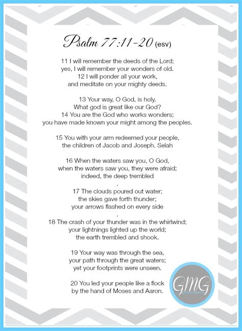 printable version of psalm 119 psalm 23 niv coloring pages
