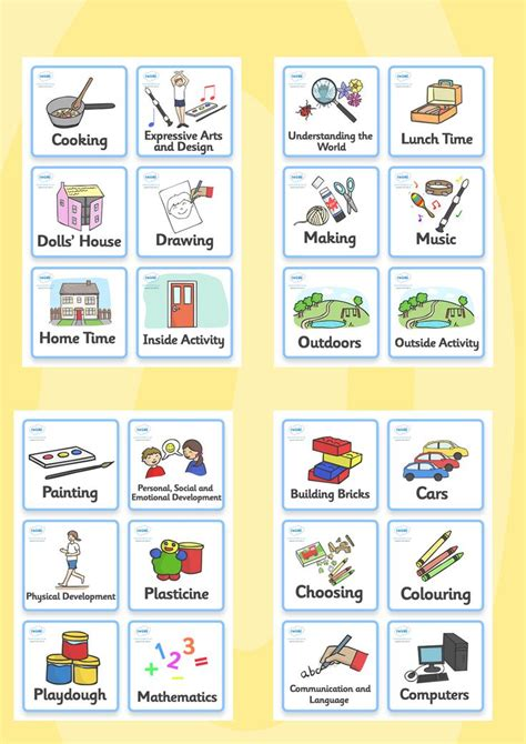 printable visual calendar best 25 visual timetable ideas on pinterest teacher