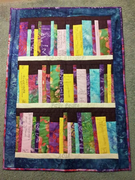Quilt Books by 1000 Images About Bookshelf Quilt On Harry