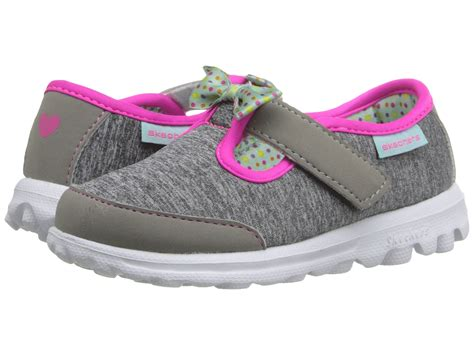 Reseller Welcome Skechers Go Walk 3 1 skechers go walk bitty bow toddler kid at