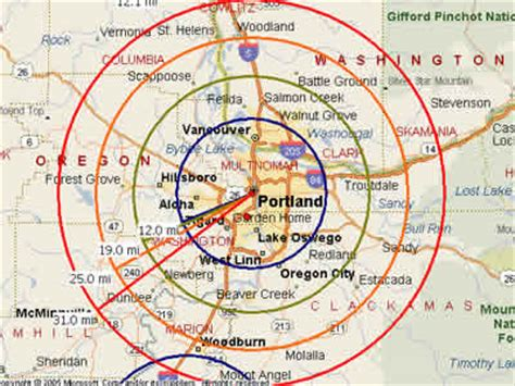 map of portland oregon zip codes zip code map portland or
