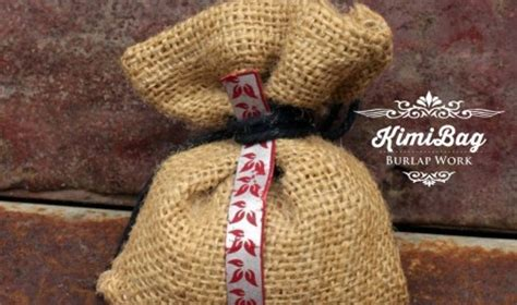 Pouch Goni bag by order kimibag indonesia