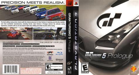 Gran Turismo Prologue Ps3 bcus98158 gran turismo 5 prologue