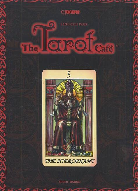 cafe 5 serie the tarot cafe sang sun park seinen bdnet