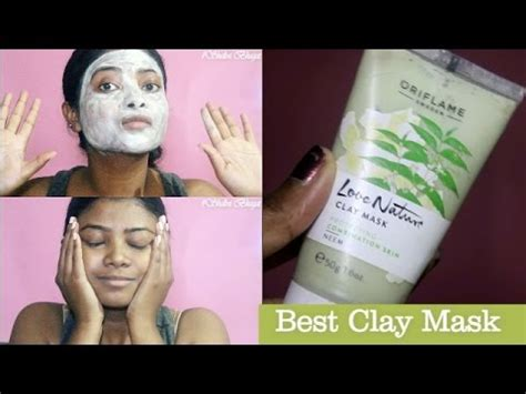 Nature Clay Mask Oriflame oriflame nature clay mask review shalini bhagat