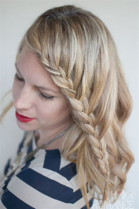 school hairstyles with fringe 30 braids in 30 days day 26 hair