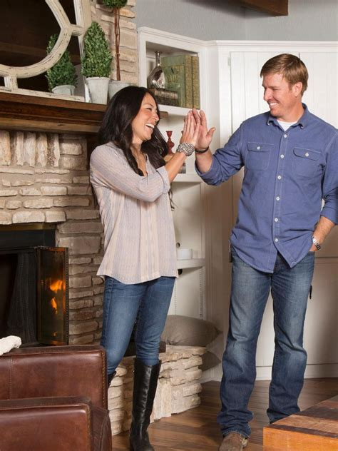 fixer upper stars chip and joanna gaines plan to open reality shows about buying or selling a home