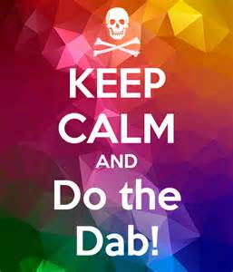 Keep calm and do the dab poster barbie keep calm o matic