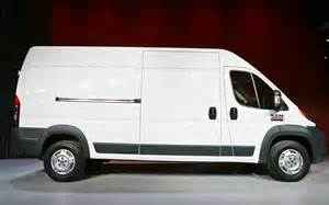 Fiat Ram Confirmed Fiat Based 2014 Ram Promaster Commercial On