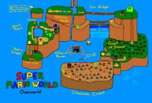 Super Mario World Maps by Super Mario World Map Video Search Engine At Search Com