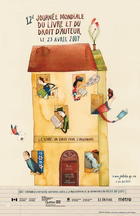 libro daytime visions an alphabet mejores 75 im 225 genes de carteles del d 237 a del libro book day posters en cartelitos