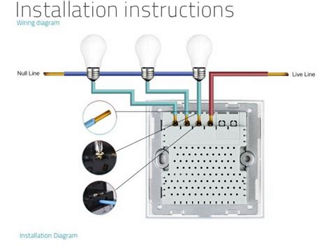 standard light switch wiring diagram how to wire a 2 way