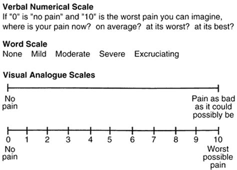 vas scale visual analogue scale vas which consists of a