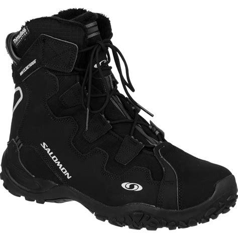 salomon boots mens salomon snowtrip ts wp boot s backcountry