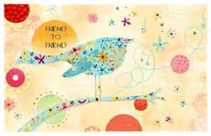 friend to friend greeting card happy birthday printable card american greetings