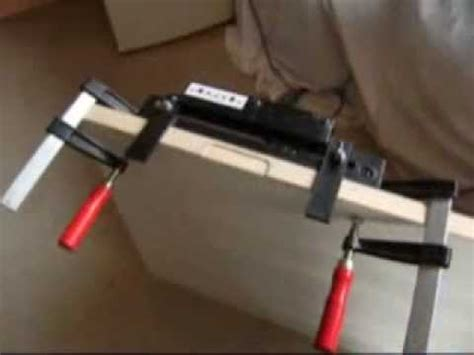 Door Hinge Cut Out Tool by Cut Door Hinge Recesses With The Ect And Your