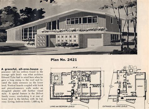 1950s home floor plans untitled ethan flickr
