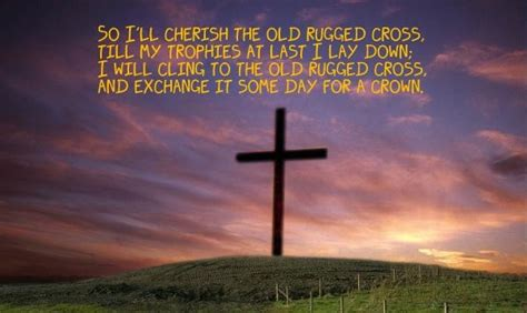Cling To The Rugged Cross by Cling To The Rugged Cross Easter