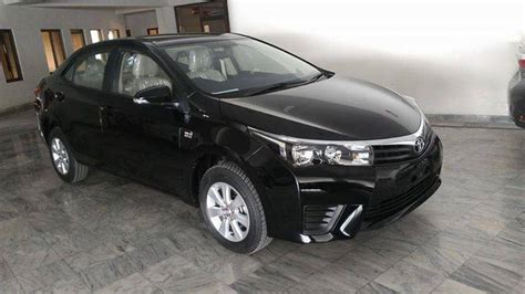 Toyota Altis 1 6 Review Toyota Corolla Altis 1 6 Confirmed Price Availability And
