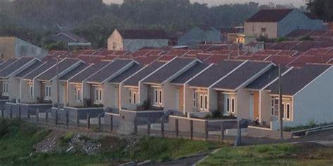 Sofa 1 Juta Bandung agung podomoro bangun 1 000 rumah harga rp 500 juta di
