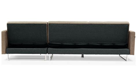 upholstered sectional sofa modern brown fabric upholstered sectional sofa zuri