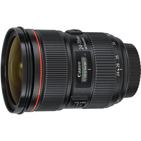 canon ef 24 70mm f 2 8l is usm news at cameraegg