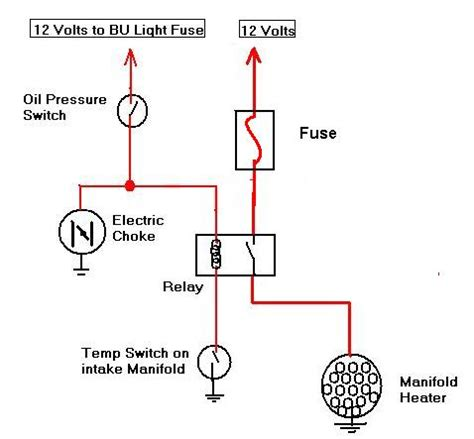 chevy 454 thermostat wiring diagram chevy get free image