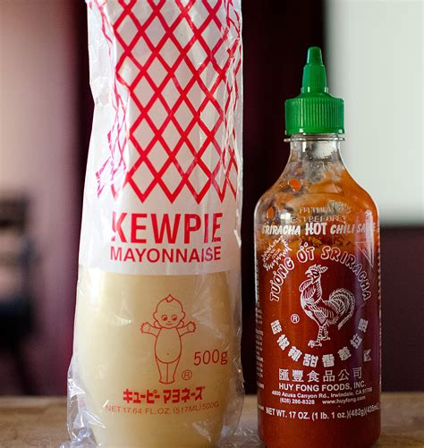kewpie spicy mayo japanese spicy mayo recipe astro eater