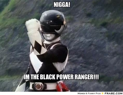 Black Power Ranger Meme - black power ranger meme