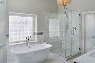 Master Bathroom With Tub Leawood Lifestyle Magazine Features Our Project