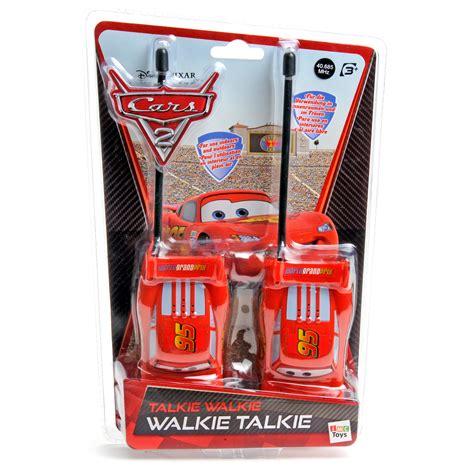Walkie Talkie Cars Sale cars 2 walkie talkie kopen lobbes nl