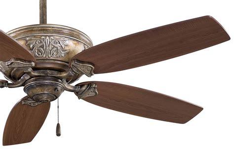 54 inch ceiling fan minka aire 54 inch beige classica ceiling fan