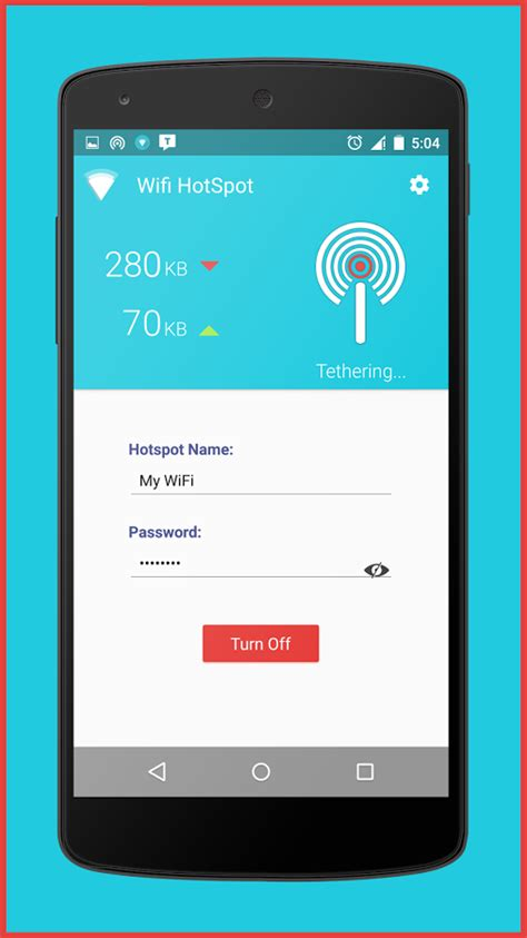 android wifi tether portable hotspot wifi tether android apps on play