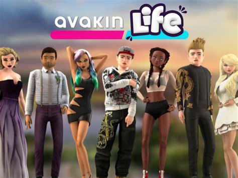 avakin life  virtual world ios android game mod db