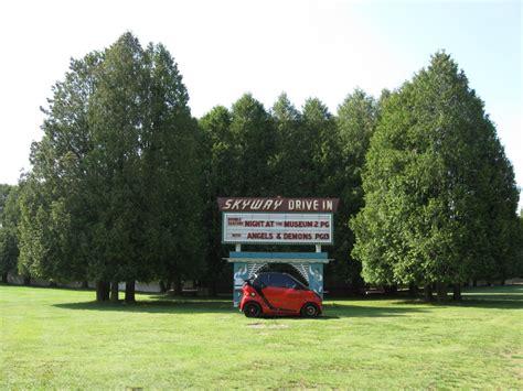 Skyway Drive In Door County by Billo S Itibitismart Wisconsin Tour 2009 Door County