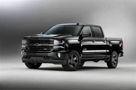 new chev chevrolet reintroduces midnight edition silverado