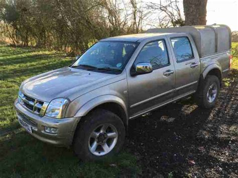 2004 Isuzu Rodeo Manual Isuzu 2004 Rodeo 3 0 Td Cab Manual 4x4 4wd Ifor