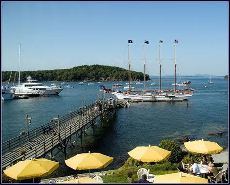Harbor Bar by File Margaret Todd At Bar Harbor Maine 3853143850 Jpg