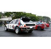 80s Style Group B Rally Wheels