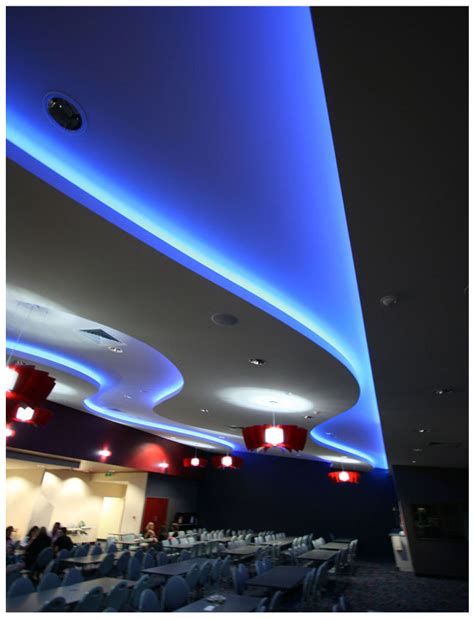 Led Strip Light Exles Accent Lighting And Cove Ideas Led Cove Lighting Strips