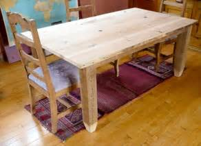 How To Make Dining Table How To Make A Dining Table Out Of A Door Diy And Crafts