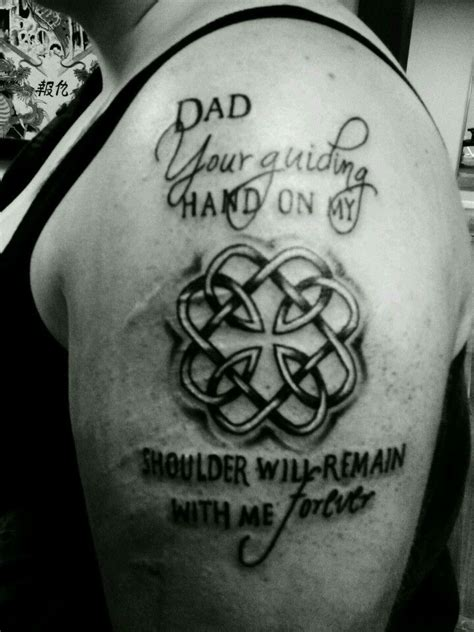 father daughter celtic knot tattoo my that i got with my the celtic symbol means