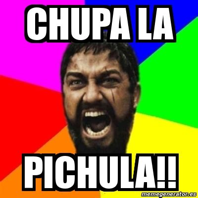 Sparta Meme Generator - meme sparta chupa la pichula 2090572